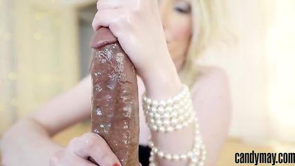 Порно красивая блондинка